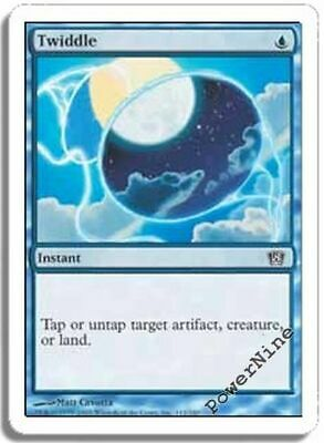1 FOIL Concentrate Blue Eighth 8th Edition Mtg Magic Uncommon 1x x1