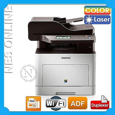 SAMSUNG CLX-6260FW All-in-One Wireless Color Laser Printer+Mobile Print RRP$849