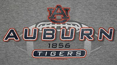 Auburn T-Shirt Adult Small *Great Condition* Tiger Rags Orange/Blue/Gray