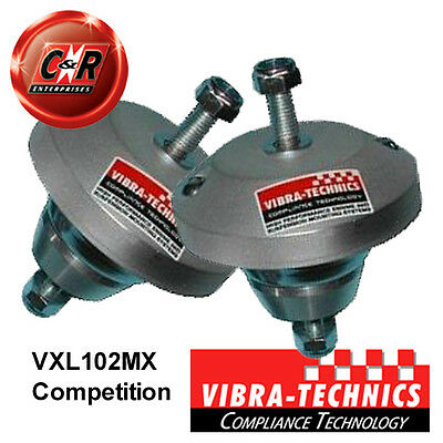 2 x Opel Speedster Vibra Technics RH & LH Engine Mounts - Competition VXL102MX