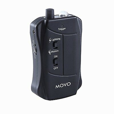 Movo Photo LC100-O Lightning/Fireworks/Motion Trigger for Olympus DSLR Cameras