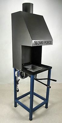 BECMA Blacksmiths Coal Forge with e-Fan FR50 neo