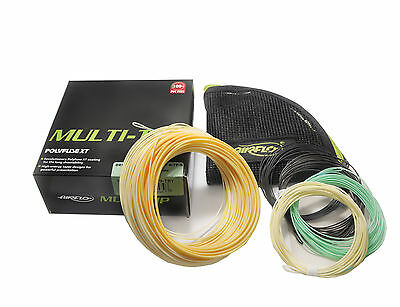 Airflo NEW Delta Spey Multi Tip Two Tone Sunrise Fly Fishing Line