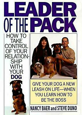 Leader of the Pack by Nancy Baer Paperback Book (English)