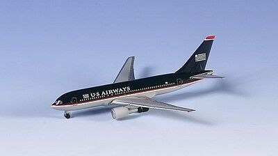 Herpa 504317 US Airways Boeing 767-200 OLD Livery 1:500 New in Box Retired 2002