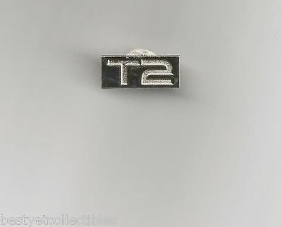 Terminator 2 T-2 Movie Promotional Metal Clasp Pin Licensed Pins are New