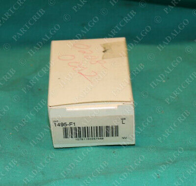 Allen Bradley, 1495-F1, Auxiliary Contact Size 0-5 600VAC Motor Starter Aux NEW