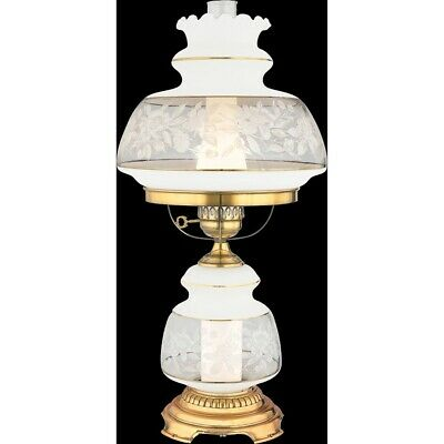 Quoizel 1 Light Satin Lace Table Lamp - SL703G