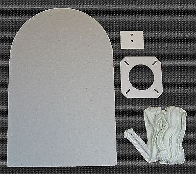 Waste Oil Heater Parts Reznor Chamber tune up kit 210930 RA (D) 140/150/235/250