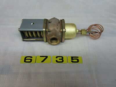 """Johnson Controls V46Ac-1 Commercial Water Valve 3/4"""""""