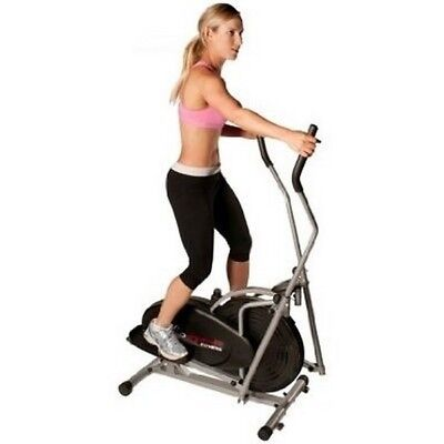 New Confidence Fitness Elliptical Machine Trainer Exercise Bike For Weight Loss