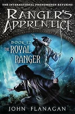 Royal Ranger by John Flanagan (English) Hardcover Book Free Shipping!