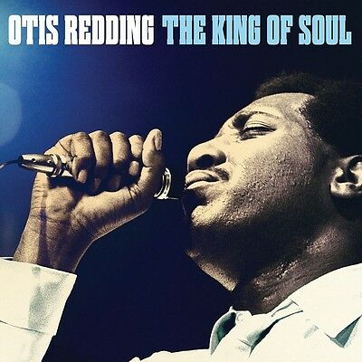 Otis Redding - The King Of Soul 4 Cd Neu