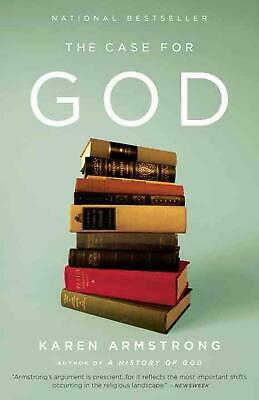 The Case for God by Karen Armstrong (English) Paperback Book