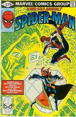 Amazing Spiderman Annual # 14 (Frank Miller) (USA)