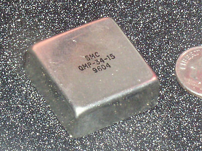 Brand New Synergy Microwave Qmp-34-15 Wideband Demodulator I&q 15-510 Mhz 6 Pin