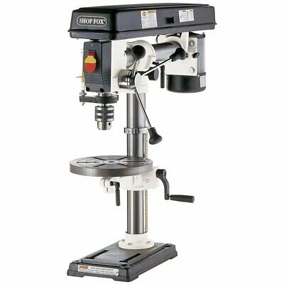 Shop Fox W1669 1/2 HP Benchtop Radial Drill Press
