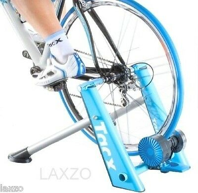Tacx T2675 Blue Twist Cycle turbo Trainer bicycle training stationary stand bike