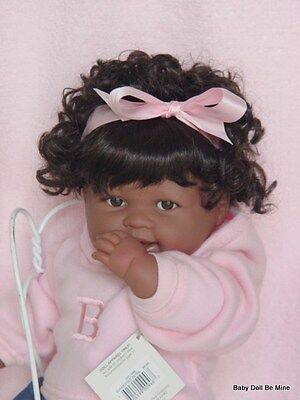 "Berenguer OOAK Doll with a makeover 21 "" AA In New Lee Middleton Outfit"