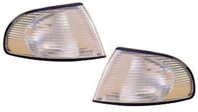 Audi A4 Mk1 1994-1999 Clear Front Indicator (Bosch Type) Pair Left & Right