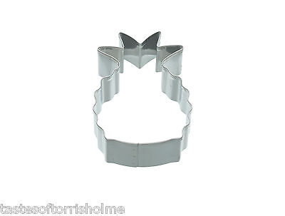 Kitchen Craft 8cm Pineapple Biscuit, Pastry, Cookie Cutter