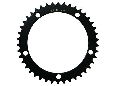 Chainring Track Single Fixie 144BCD x 1/8 x 42T Lanxi
