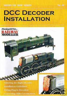 Peco Shows You How Booklet No.20 DCC Decoder Installation in Model Railway New