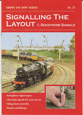 Peco Shows You How Booklet No.22 Signalling the Layout Part 1 New
