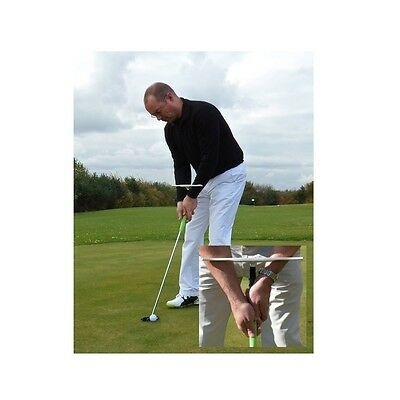 T-Stroke Golf Putting Training Aid - The Ultimate Putting Solution