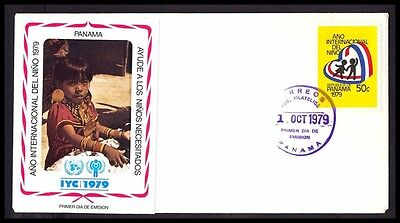 1979 PANAMA  IYC COVER S42