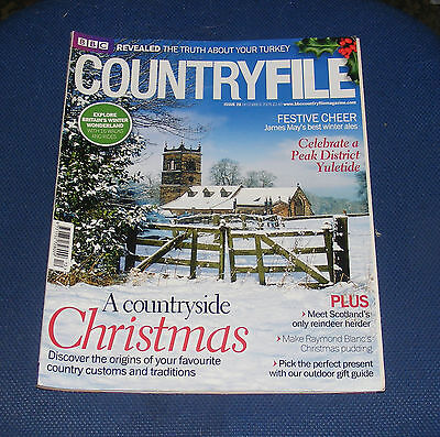 Bbc Countryfile December 2009 - A Countryside Christmas