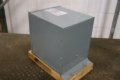 Square D 5 KVA Transformer PH1 480/240 x 240/120 5S1F