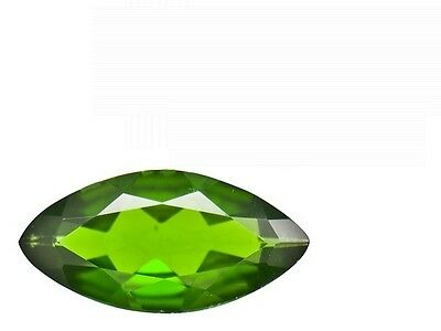 1.07 CT~ Green Chrome Diopside MARQUISE Natural Gemstone