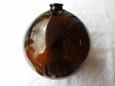 6 Inch Brown Northwest Glass Company Glass Float Ball (#1165)
