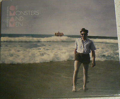 MY HEAD IS AN ANIMAL - OF MONSTERS AND MEN (CD Digipack)  NEUF SCELLE