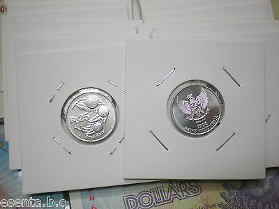 Indonesia 25 Rupiah, 1995 Standard Coinage KM# 55 1 Pcs ( 1 Coin )
