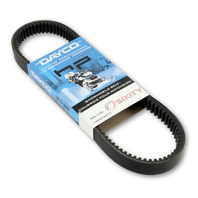 1992-1999 Polaris XLT SP Drive Belt Dayco HP Indy Special Snowmobile OEM ed