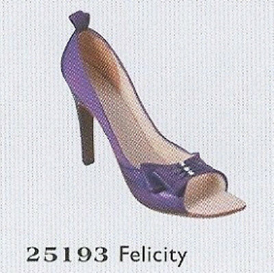 """Just The Right Shoe, """"FELICITY"""","""