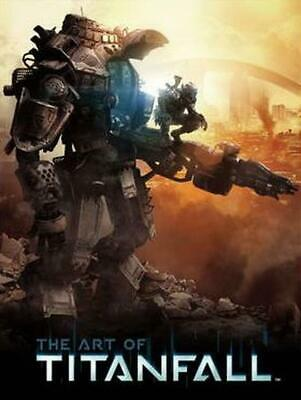 The Art of Titanfall by Andy McVittie Hardcover Book (English)