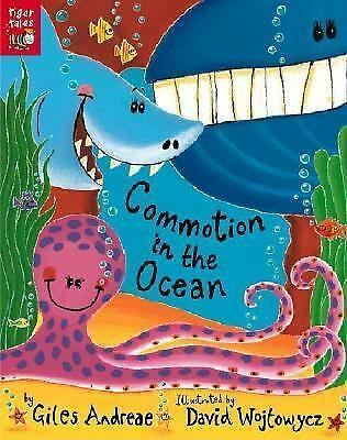 Commotion in the Ocean (Brand New Paperback) Giles Andreae