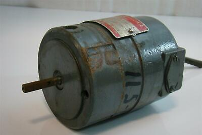 General Electric DC Motor 1/2Hp 250V .35Amps 1725Rpm 5BC26AC313
