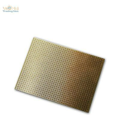 Platine 75x100 mm Breadboard Copper Ideal F Led