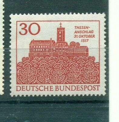 CHIESE FORTIFICATE - CHURCHES WEST GERMANY 1967 Wittemberg