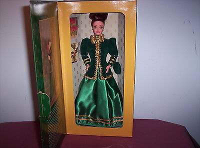 1996 Barbie Hallmark Yuletide Romance Special Edition  3rd in a Series