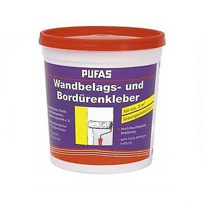 Pufas Wall covering and Edging glue 750g (kg )