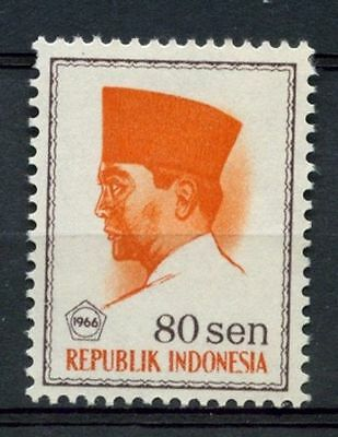 Indonesia 1966 SG#1088, 80s President Sukaarno Definitive MNH #A60130