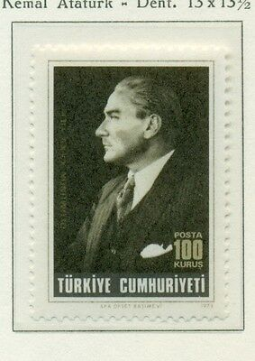 STORIA - HISTORY TURKEY 1973 Ataturk Commemoration