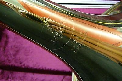 BESSON Bb TENOR TROMBONE BE639-1-0