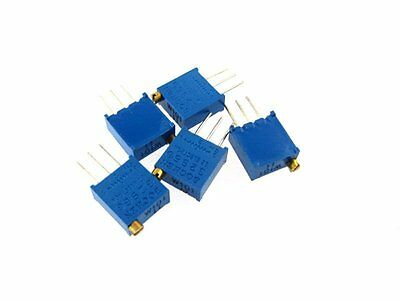 2k Ohm 3296 trimmer potentiometer pot resistor Pack of 5