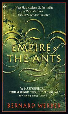 Empire of the Ants By Werber, Bernard/ Rocques, Margaret (TRN)